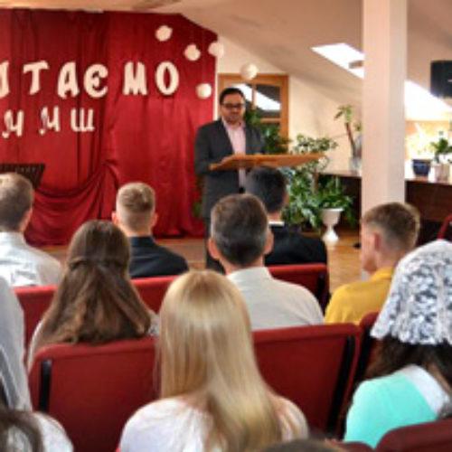 Розпочала роботу Міжнародна місіонерська школа: один із пріоритетів – утвердитися в своєму покликанні