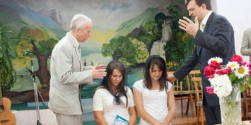 Випуск місіонерської школи «Ковчег Спасіння»