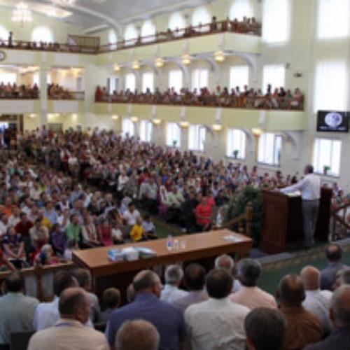 Три дні для слави Божої: відбулася ХХ конференція місії «Голос надії»