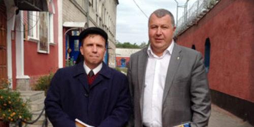 В'ячеслав Когут: «Служимо ув'язненим і персоналу колоній»