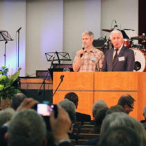 Михайло Паночко подякував фінським церквам за молитовну та матеріальну допомогу Україні
