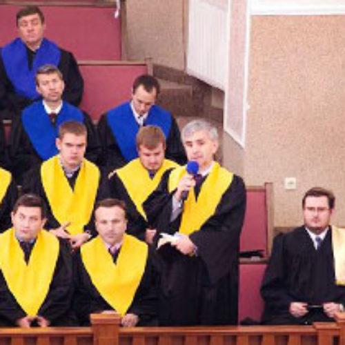 В Івано-Франківську відбувся другий випуск бакалаврів філії ЛБС