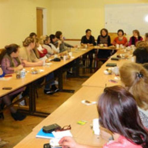 Дитячі служителі підвищують кваліфікацію на курсах інструкторів-методистів
