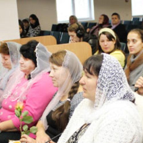 Як зробити служіння чоловіка успішнішим? – нотатки сестринської конференції м. Києва