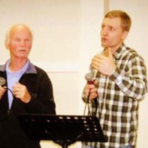 Інструменти, необхідні для заснування нових церков, разом шукали служителі центрального регіону