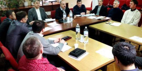 Звітна зустріч працівників Відділу освіти