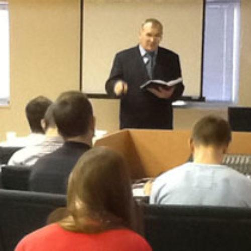 Навчання євангелістів Центрального регіону України проходило з постом і молитвою