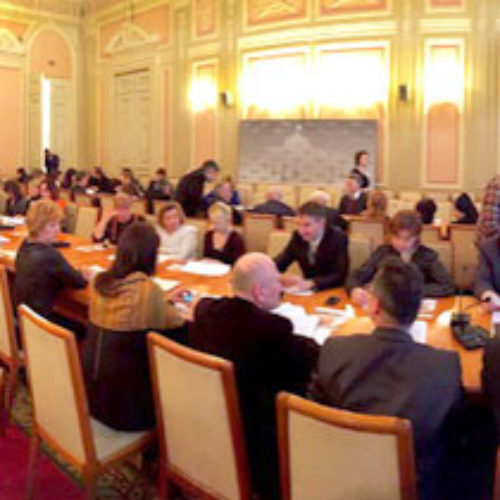 Всеукраїнський круглий стіл: формування особистості