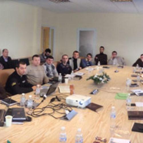 Комітет обласних керівників молоді погодив плани на рік