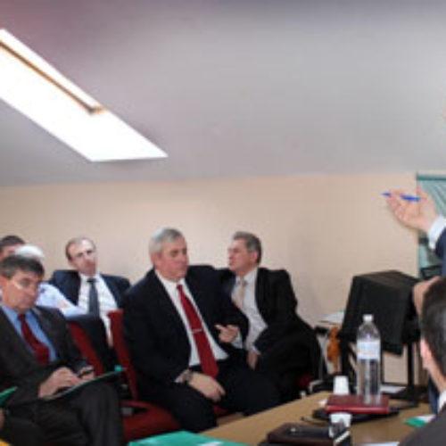 Комітет ЦХВЄУ обговорив підготовку до річної пасторської конференції та Світового конгресу християн віри євангельської