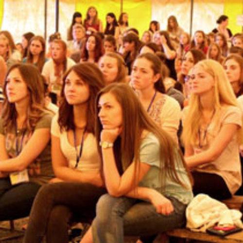 «Ти неповторна» – семінари  під час Малинфесту