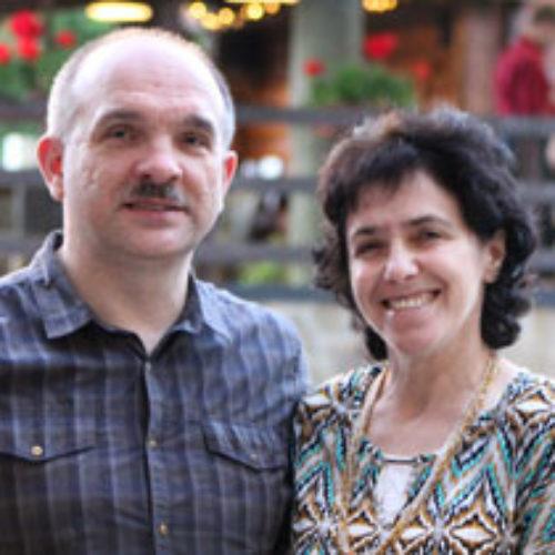 Інтерв'ю з дружиною служителя Аллою Вознюк