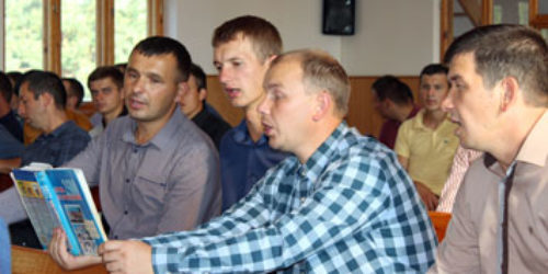 Молоді волиняни провели ІІІ обласну конференцію
