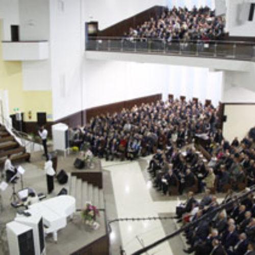 «Дух Святий приходить туди, де є однодушність» – нотатки з урочистого відкриття ІІ Світового конгресу ХВЄ