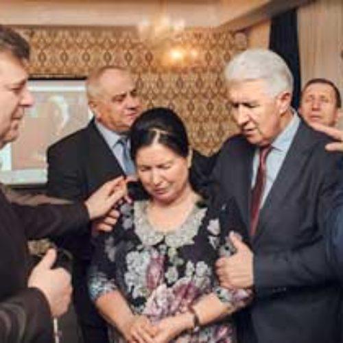 Представники церков та державні діячі привітали старшого єпископа Михайла Паночка з ювілеєм