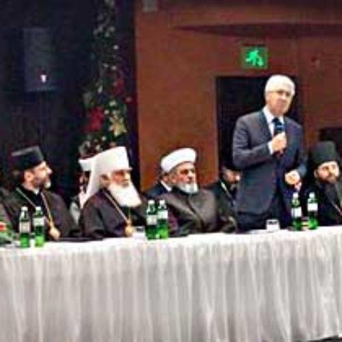 Всеукраїнська Рада Церков відзначила своє 20-річчя