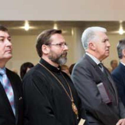 Глави конфесій молилися за мир та єдність християн в Україні