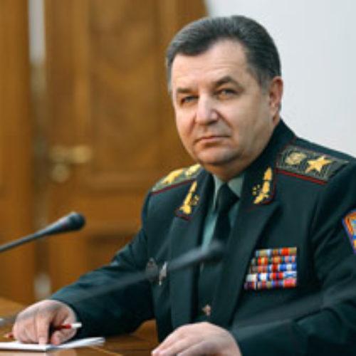 Полковник збройних сил вручив єпископу Ростиславу Мураху відзнаку міністра оборони «Медаль за сприяння Збройним силам України»
