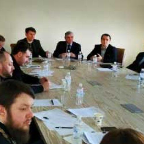 Секретаріат ВРЦіРО  розглянув питання боротьби з корупцією, соціального служіння церков та підготовки до ходи за сім'ю