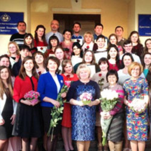У КБІ вручили дипломи ще одній групі випускників – вчителям-методистам дитячого та підліткового служіння