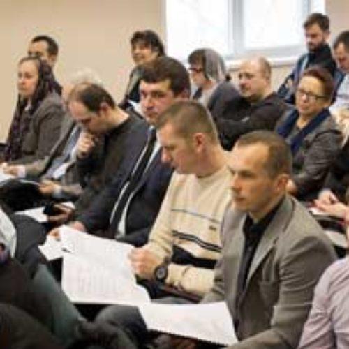 Учасники звітної конференції церков ХВЄ м. Києва узгодили план заходів на рік