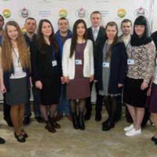 Міжнародна місіонерська школа відзначила своє п'ятиріччя (Репортаж)