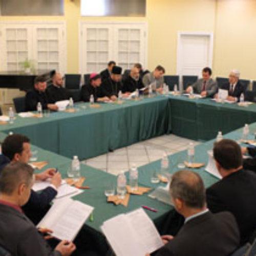 Рада Церков ініціює скасування загальної перереєстрації релігійних організацій