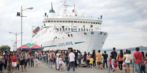 Киянка Анастасія Тараненко про місію Operation Mobilization та служіння на кораблі «Голос надії»