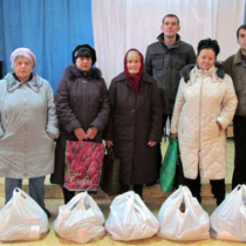 Миссионер Александр Руденко: «В Северодонецке церковь растет, мы с братьями ездим в буферную зону»