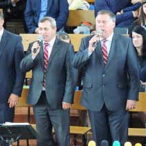 Кузнецовськ: церква у місті атомників пережила духовну зливу