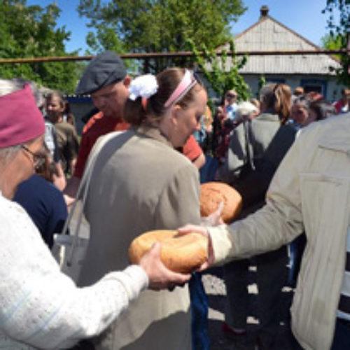 Тарас Сень: «Церкви на Луганщині здебільшого приходять до тями тільки зараз, а деякі ще з осені працюють активно»