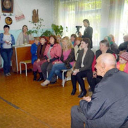На Полтавщині церква проводить роботу спільно із територіальними центрами соцобслуговування
