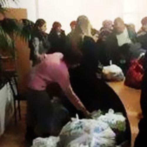 Київська церква «Філадельфія» підтримала переселенців
