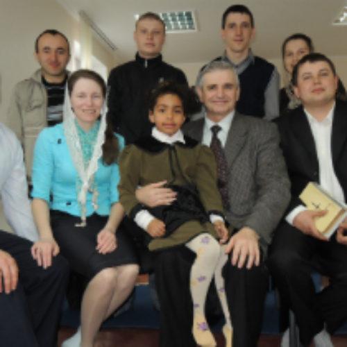 Чернігівщина: молодь вчилася як стати сильною