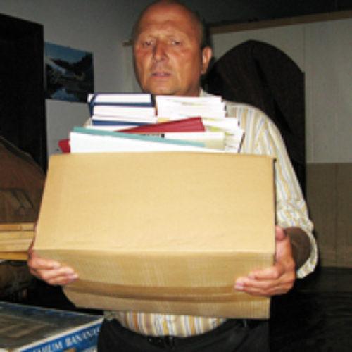 ЛУЦЬК. Потоп в місії «Голос надії»