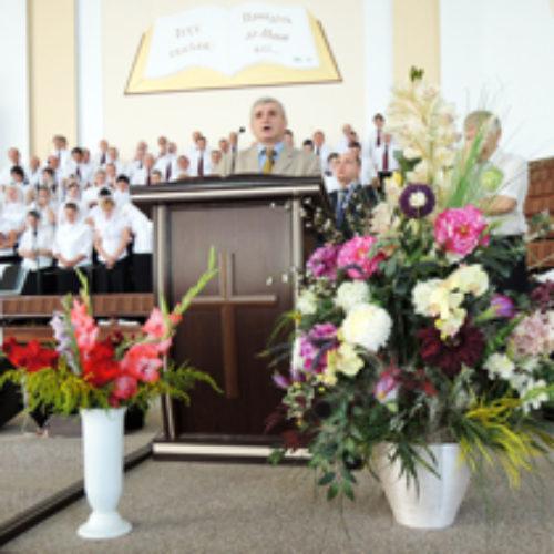 У Львові провели служіння до річниці хрещення Київської Русі
