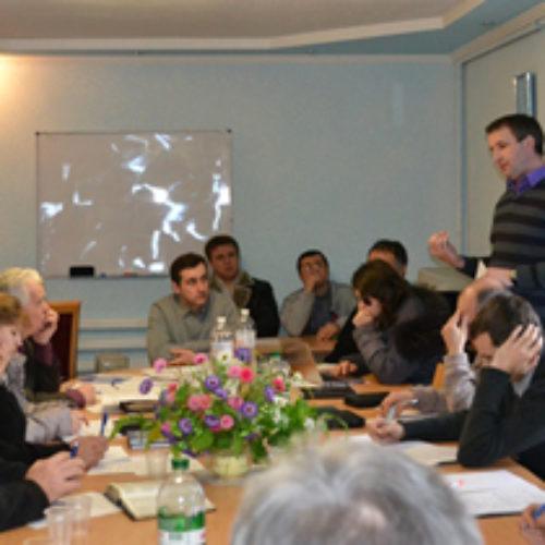 Освітяни Дніпропетровщини про можливості християнської освіти