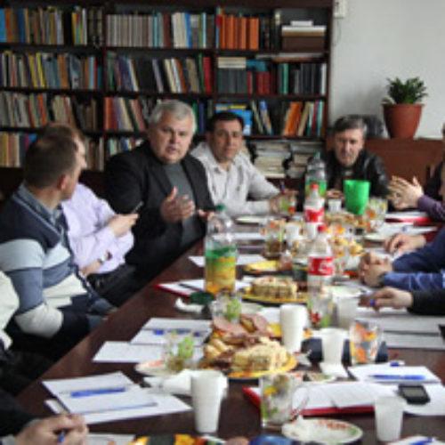 У Луцьку пройшла розширена рада місії «Голос надії»