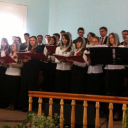 У Зарічанській церкві ХВЄ служили гості з обласного центру