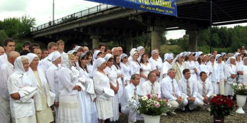 В Івано-Франківській церкві відбулося хрещення
