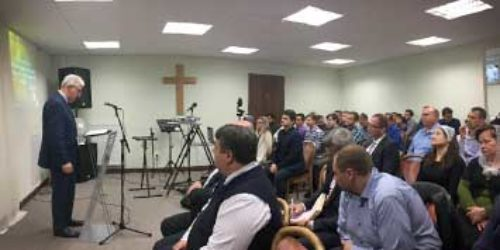 Служителі УЦХВЄ в Західній Європі провели конференцію у Берліні