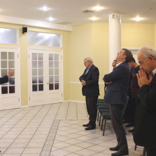 Оголошено новий набір студентів на курс «Заснування церков» на базі ЄТС