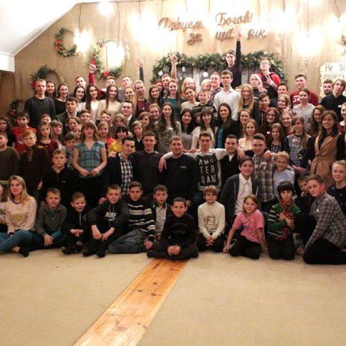 Зимовий табір для дітей з прифронтової зони провели львів'яни