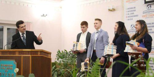 У місіонерській школі «Ковчег Спасіння» вручили дипломи випускникам та оголосили новий набір на навчання