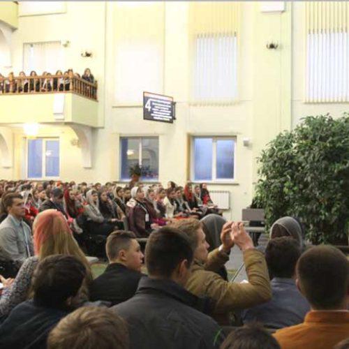 «Будь зразком для вірних» – молодіжна конференція УЦХВЄ Волині