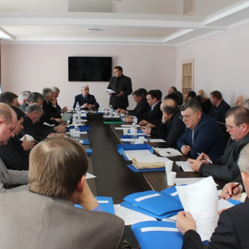 Пресвітерський склад обласних об'єднань УЦХВЄ оновився на 25%