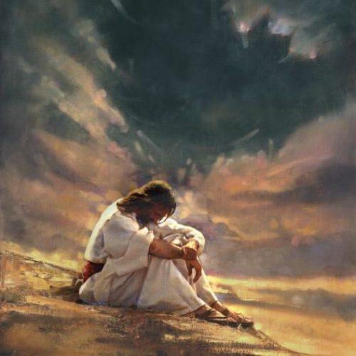 «Він — Божий Син. Він небом обцілований»