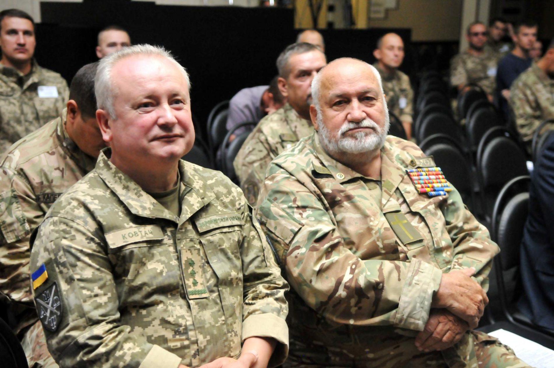 У Києві відбувся з'їзд військових капеланів УЦХВЄ