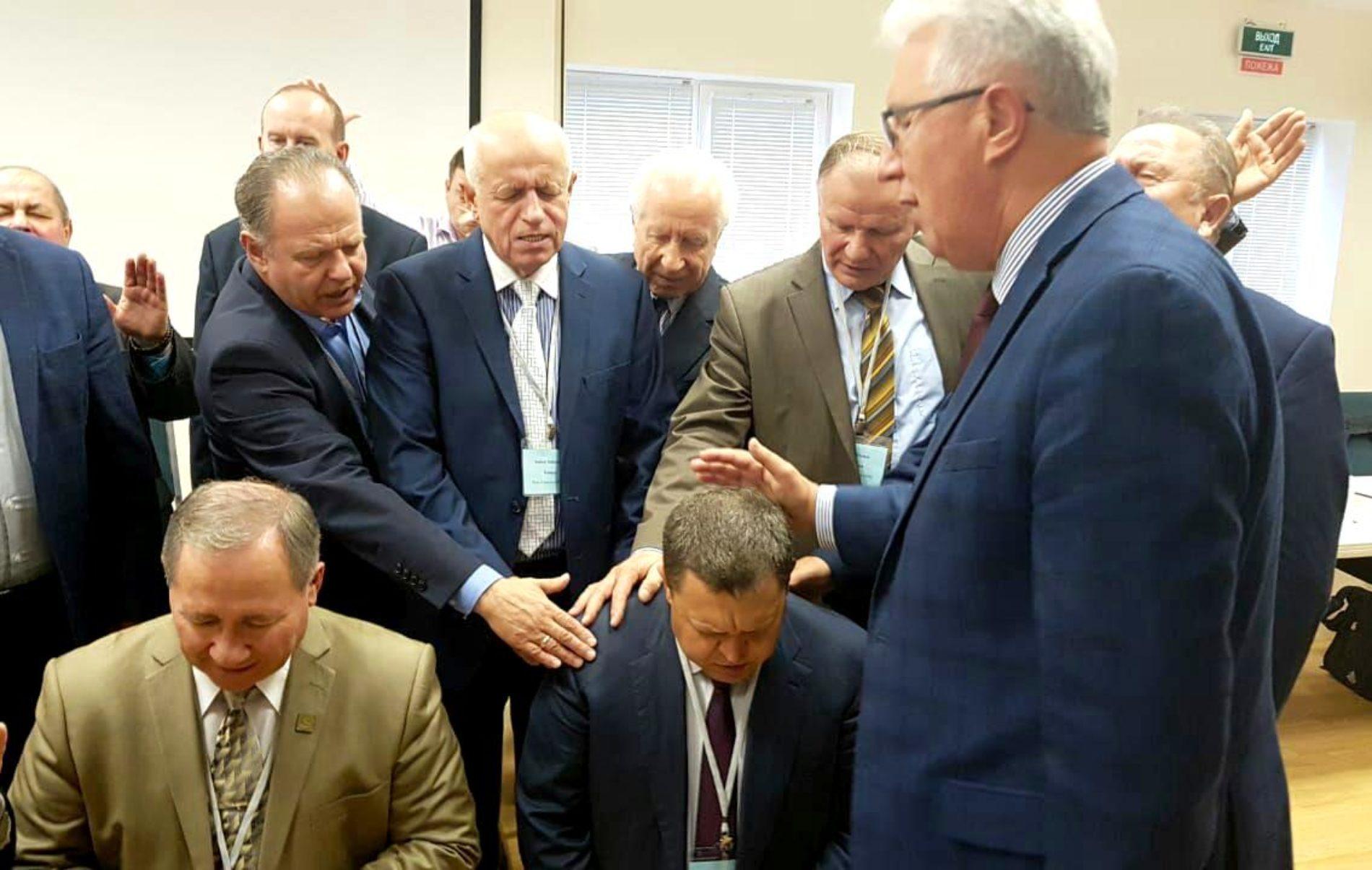 Конференція МАХВЄ запланувала провести черговий Конгрес християн віри євангельської в жовтні наступного року