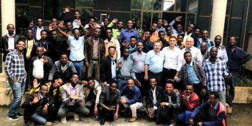 «Церква в Ефіопії повертається до класичного п'ятидесятництва, переймаючи український досвід» – Олександр Попчук